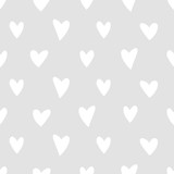 seamless love heart pattern - 139829732