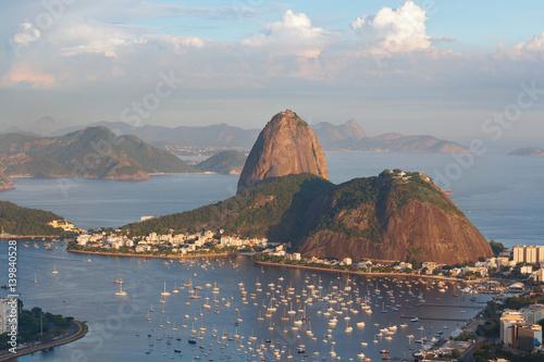 Foto op Plexiglas Rio de Janeiro Mountain Sugarloaf, Rio de Janeiro, Brazil