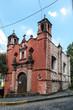 Curch, Coyoacán, Mexico City