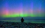 Aurora Over Georgian Bay