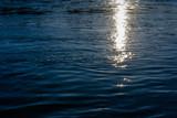 Atardecer del río Ebro