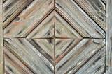 wooden door close-up