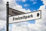 Schild 197 - Freizeitpark
