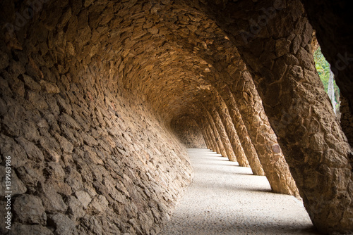 Poster Park by Guell