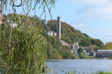River Lee Fitzgerald Park Cork City Ireland