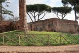 Vue sur les vestiges du forum romain