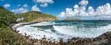 Saint Barthelemy island, Caribbean sea