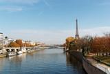 Paris, île aux cygnes