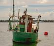 Listing Fishing Boat