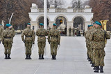 Tomb of the Unknown Soldier. Poland Warsaw - 140232539