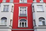 Sanierter Altbau in Berlin
