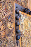 Islamic art decoration in Wood