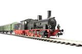 old steam loco model - 140260326