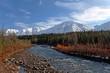 Along the George Parks Highway, Alaska, USA