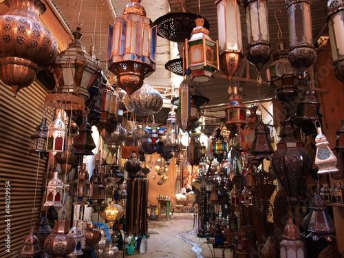Foto op Plexiglas Marokko morocco marrakech