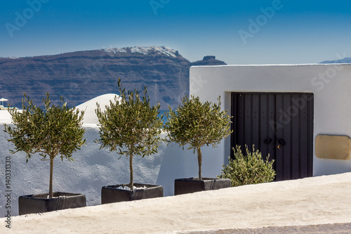 olivier de Santorin