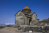 Old church in Armenia in the nature