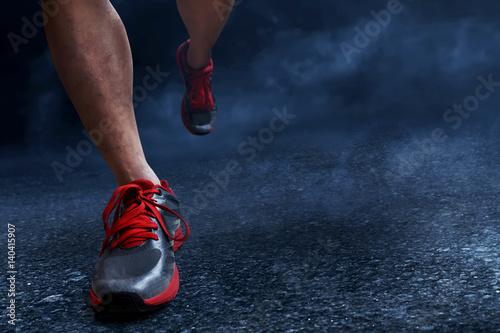 Man running - 140415907