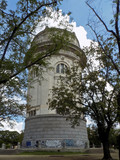 Tandil water tower