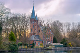 Bruges. Park Minnewater.