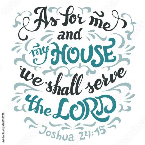 jesli-chodzi-o-mnie-i-moj-dom-bedziemy-sluzyc-panu-jozuego-24-15-cytat-biblijny-reka-literowanie-odizolowywajacy-na-bialym-tle