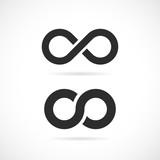 Infinity vector symbol - 140549960