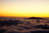 Hualalai Mountain Hawaii Clouds