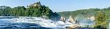 Fototapety The Rhine waterfalls at Neuhausen