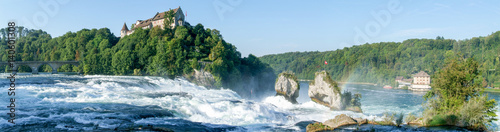 The Rhine waterfalls at Neuhausen - 140601308