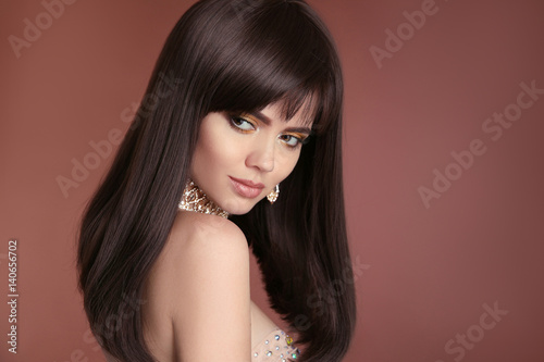 Poster Healthy long Hairstyle