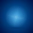 Vector modern techology concept background.