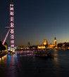 London - The Thames at Night