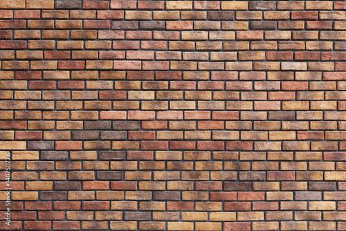 レンガの壁の背景素材 Brick Wall Texture