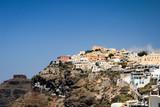 Ansicht von Santourini, Griechenland
