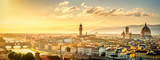 Blick über Florenz vom Michel Angelo Platz  - 140809764