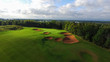 Golf Course Aerial View - Dundarave