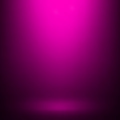 Abstract gradient purple, used as background for display your products - Vector