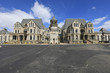 The Ohio State Reformatory in Mansfield Ohio is on the register of historical places.  Tours operate daily, making it a popular tourist attraction.