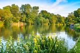 Thames River. Oxford, England - 141008731
