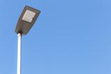 Moderne LED Straßenbeleuchtung - 141024346