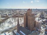 Aerial Newark New Jersey - 141028964
