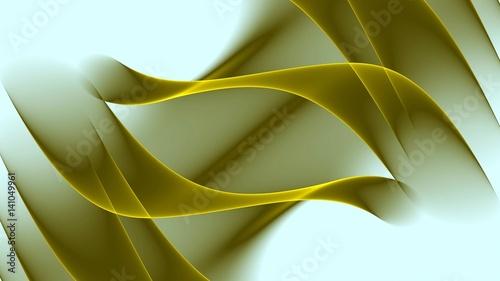 Fotobehang Abstractie Abstrakcja-grafika