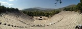 Ancient Theater at Epidauros Greece - 141057927