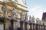 Baroque church of St. Peter and Paul in Krakow, Poland, Europe