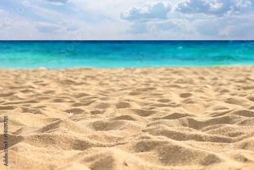 Fototapeta sand beach