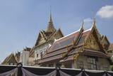 Grand Palace Compound Bangkok Thailand