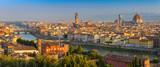 Florence panorama city skyline, Florence, Italy
