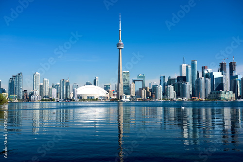 Fotobehang Toronto Toronto Skyline, Canada