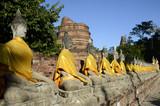 Buddhistische Tempel in Thailand