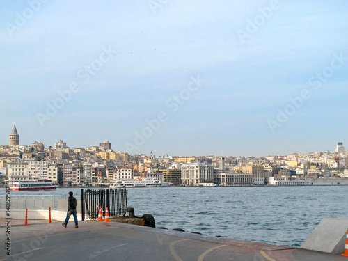 Poster View of Istanbul